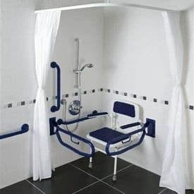 Eco Blue Doc M Disabled Shower Pack - DTUK71