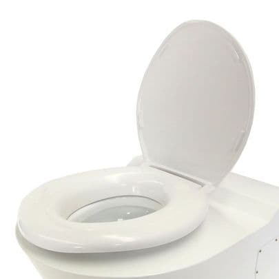 DTUK240 Bariatric Heavy Duty Toilet Seat with Lid