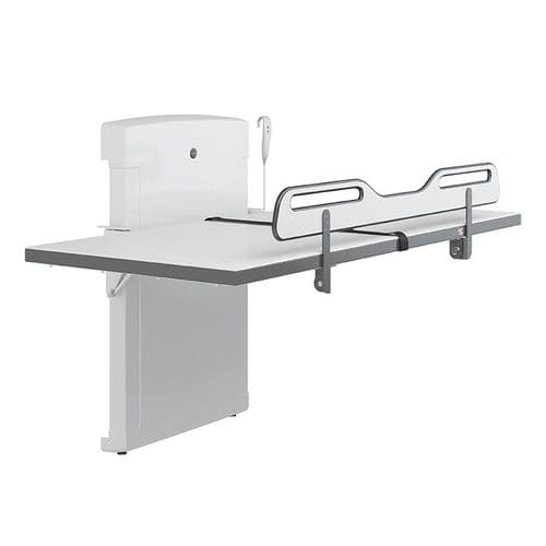 Pressalit CT 4000 Electrically Height-Adjustable 1800mm Foldable Changing Table