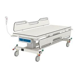 Pressalit MCT2 Electrically Height-Adjustable 1700mm Changing Trolley