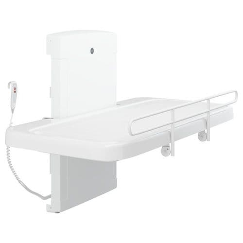 Pressalit SCT 2000 Electrically Height-Adjustable 1800mm Shower Change Table