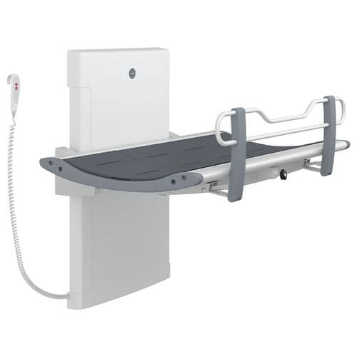 Pressalit SCT 3000 Electrically Height-Adjustable 1300mm Shower Change Table
