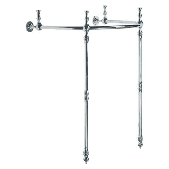 CLEARANCE - LB4970 Lefroy Brooks Ball Jointed Stand for 62cm Lissa Doon Basins - Antique Gold