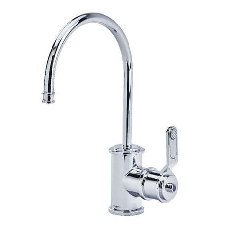1833HT Perrin & Rowe Armstrong Mini Instant Hot Water Tap with Cold Filtration