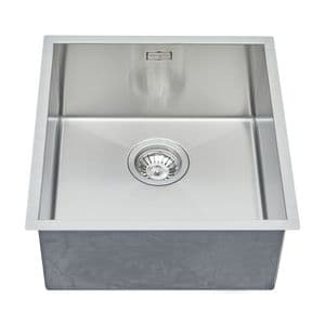 2638 Perrin & Rowe 380mm Stainless Steel Sink