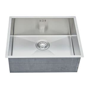 2650 Perrin & Rowe 500mm Stainless Steel Sink