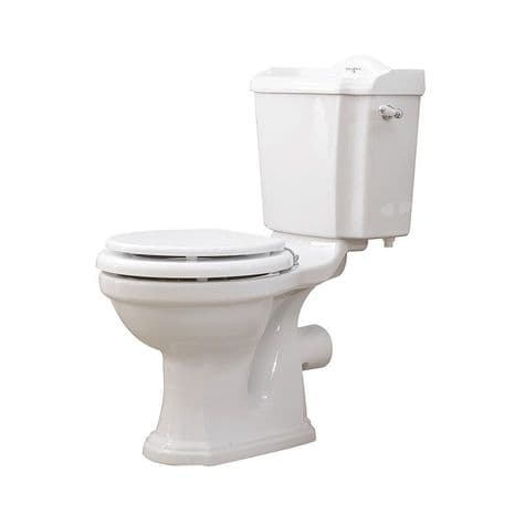 2905 / 2906 Perrin & Rowe Edwardian Close Coupled WC