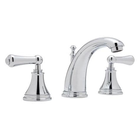 3712 Perrin & Rowe 3-hole Deck Mounted High Spout Basin Mixer