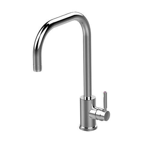 4914 Perrin & Rowe Juliet Sink Mixer with 'U' Spout