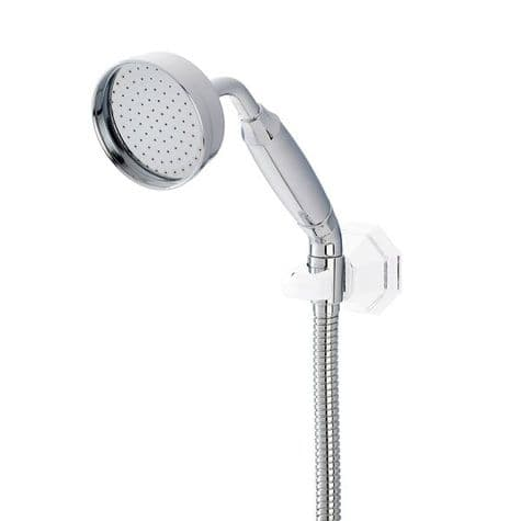 5185 Perrin & Rowe Inclined Handshower And Hose