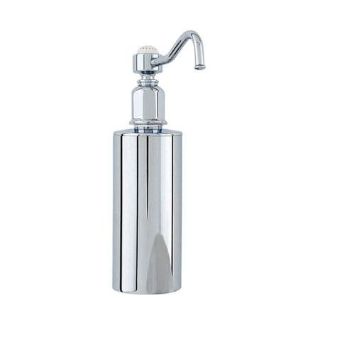 6973 Perrin & Rowe Traditional Wall Mounted Soap Dispenser