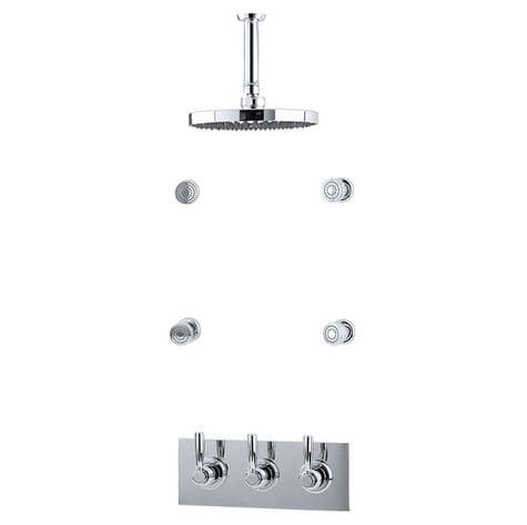 CSSG Perrin & Rowe Contemporary Shower Set G