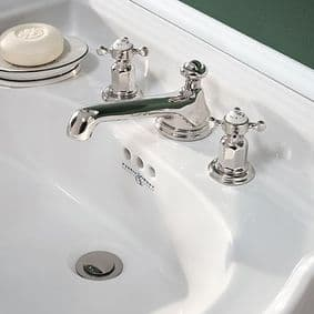 Bathroom Basin Taps and Mixers