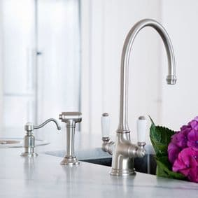Traditional Kitchen Taps