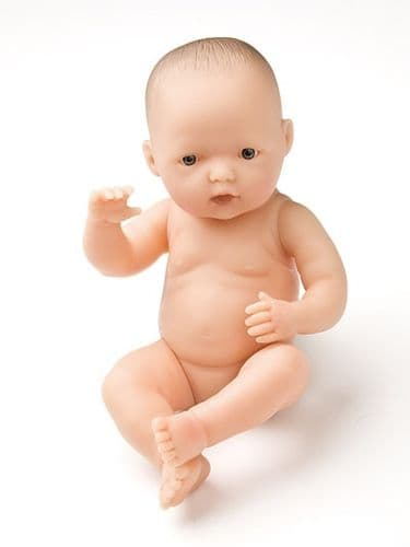 7.5 inch Mini La Newborn Baby Berenguer Doll