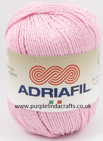 Adriafil CHEOPE Cotton 003 PINK REDUCED