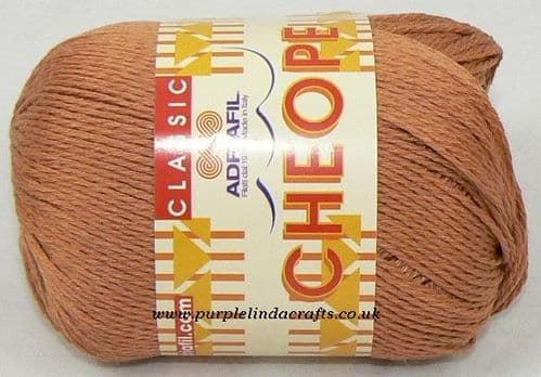 Adriafil CHEOPE Cotton 014 Brick Red REDUCED