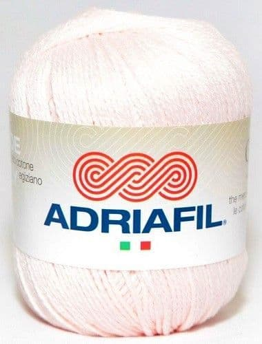 Adriafil CHEOPE Cotton 038 Soft Pink REDUCED