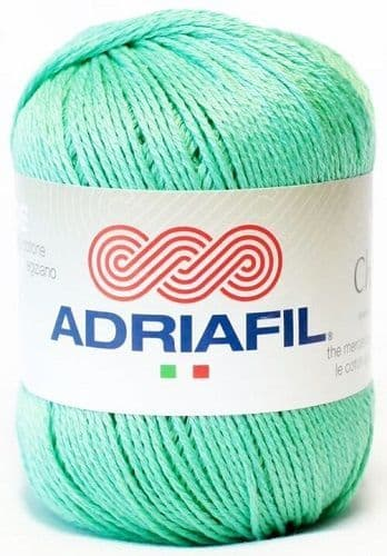 Adriafil CHEOPE Cotton 047 Ivy Green REDUCED