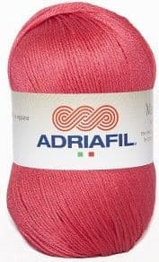 Adriafil MEMPHIS Cotton Yarn 93 Coral REDUCED