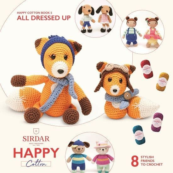All Dressed Up Happy Cotton Book 5