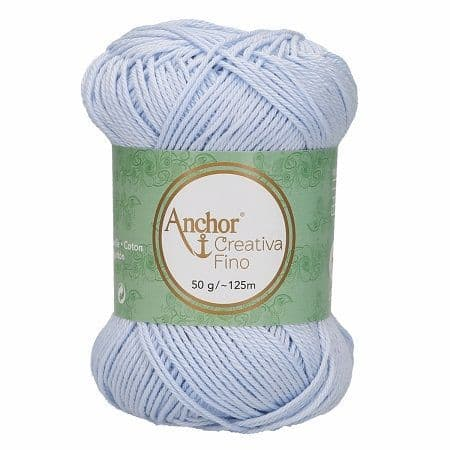 Anchor Creativa FINO 0157 Light Blue