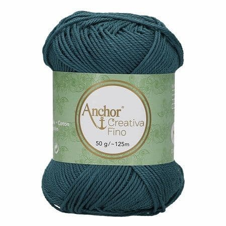 Anchor Creativa FINO 0391 Deep Petrol