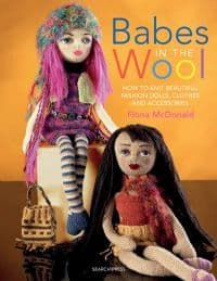 Babes in the Wool Knitting Book DISCONTINUED