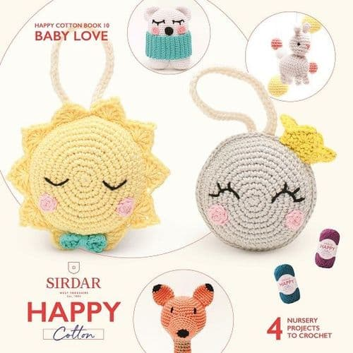 Baby Love Happy Cotton Book 10