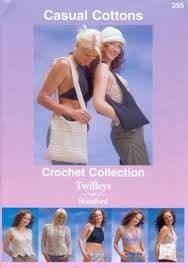 Casual Cottons Crochet Collection Book 395