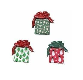Christmas Embellishment Pack | Under The Tree | Dress it up 7591