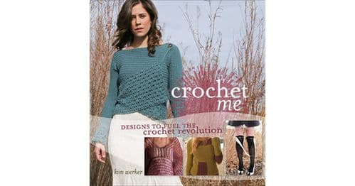 Crochet Me Book DISCONTINUED