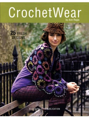 CrochetWear Book LA 4799 DISCONTINUED