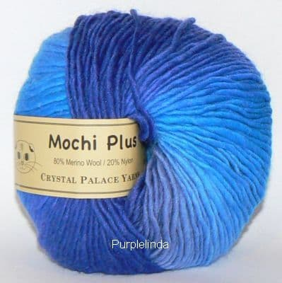 Crystal Palace Mochi Plus Wool 572 Jenny Lake DISCONTINUED
