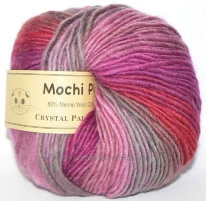 Crystal Palace Mochi Plus Wool 609 Fandango DISCONTINUED