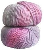 Crystal Palace Mochi Plus Wool 621 Strawberry Ice DISCONTINUED