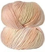 Crystal Palace Mochi Plus Wool 627 Georgia Peach DISCONTINUED