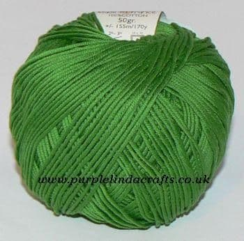 DMC Natura Just Cotton N48 CHARTREUSE