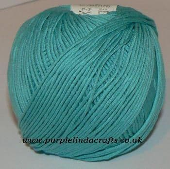 DMC Natura Just Cotton N49 TURQUOISE