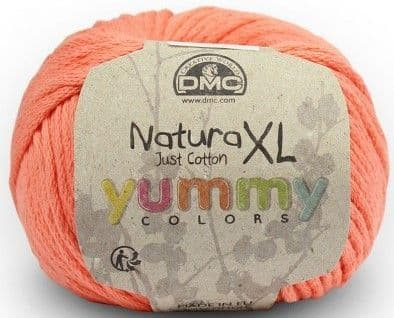 DMC Natura XL Yummy Colors Just Cotton