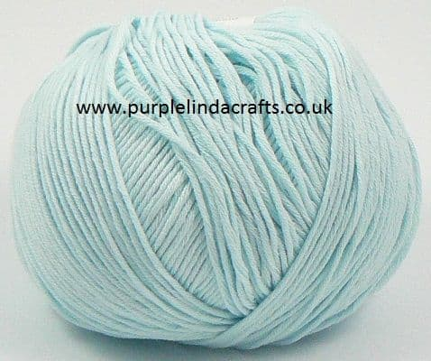 DMC Natura YUMMY Colors Cotton N92 Alice Blue DISCONTINUED