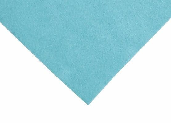 FELT Rectangles 10 Baby BLUE