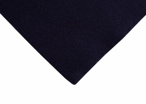 FELT Rectangles 12 NAVY Blue