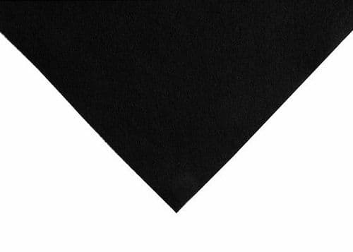 FELT Rectangles 20 BLACK