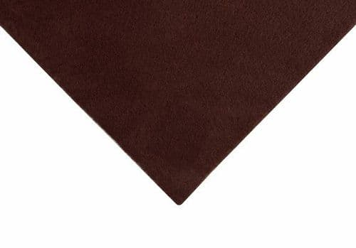 FELT Rectangles 21 Cocoa BROWN