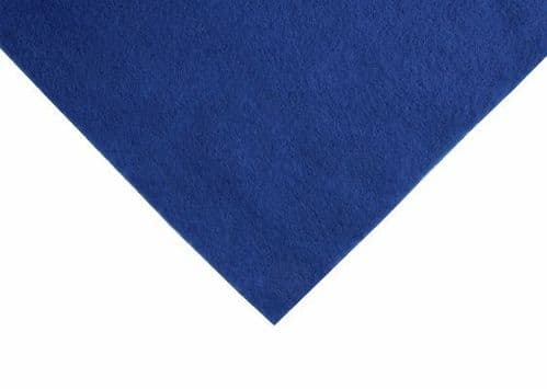 FELT Rectangles 45 Royal BLUE
