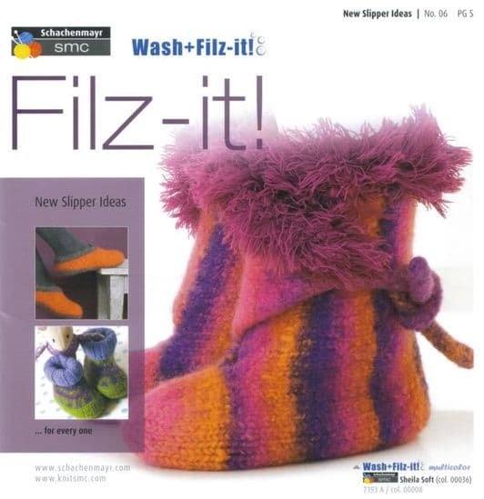 Felting Patterns & Books