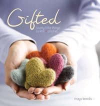 GIFTED Knit and Crochet Book DISCONTINUED
