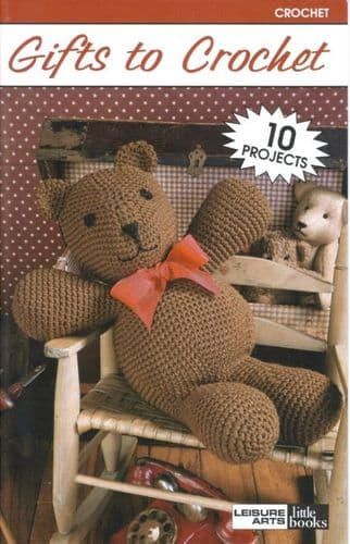 Gifts to Crochet Pattern Book A5 LA 75036 DISCONTINUED