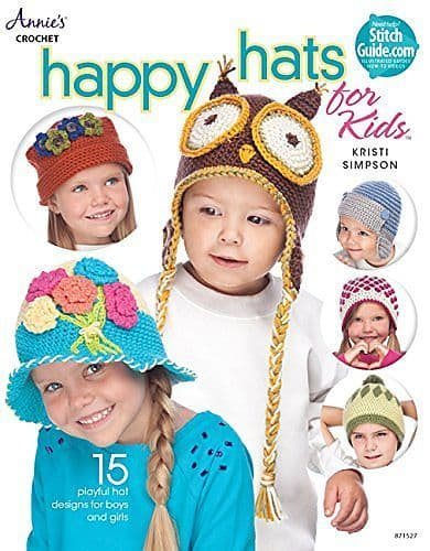 Happy Hats for Kids AA 871527 DISCONTINUED